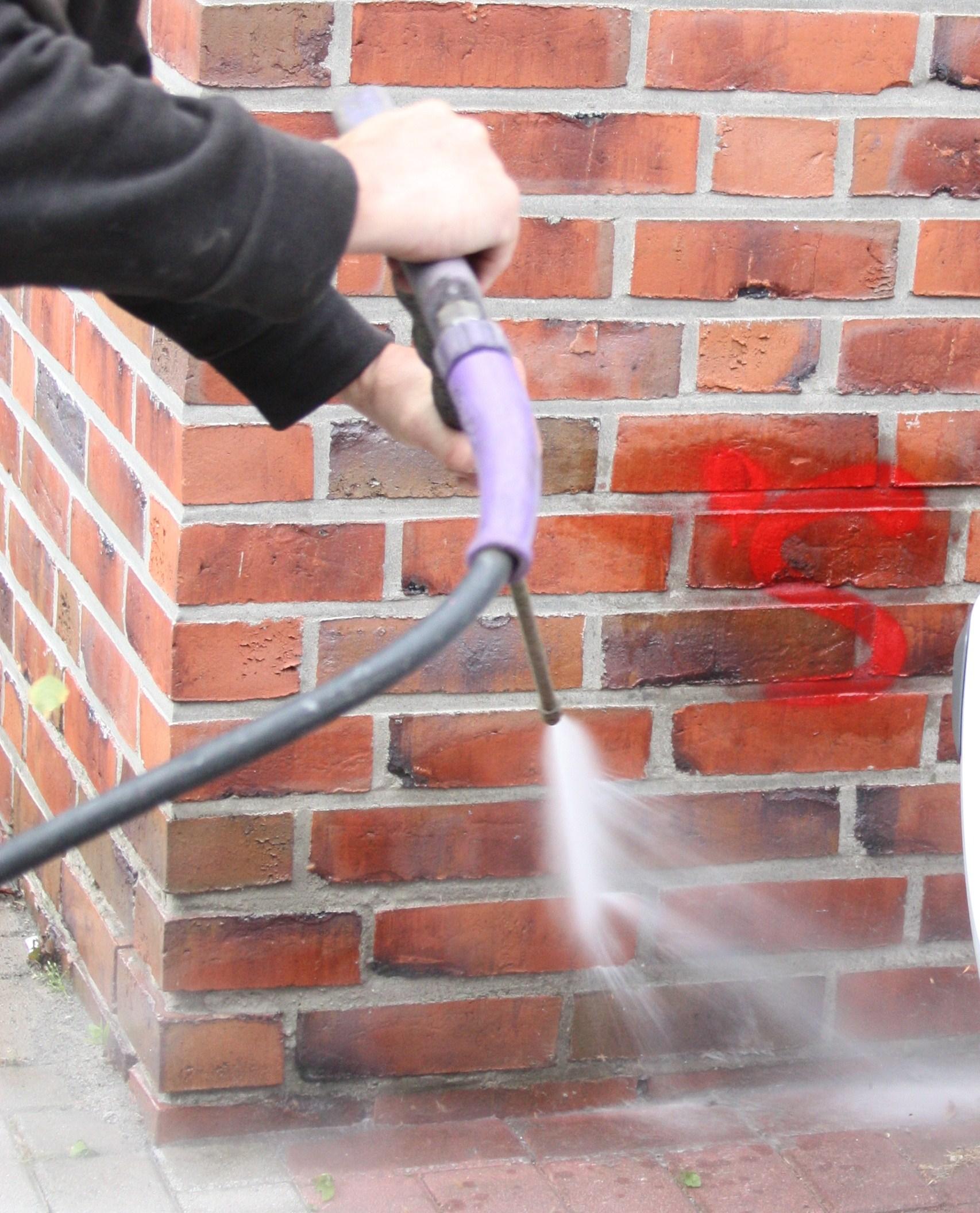 Graffiti verwijderen Groningen