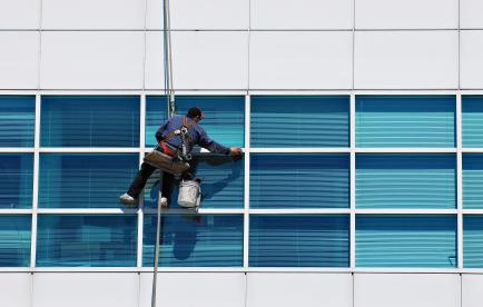 Glasbewassing Groningen